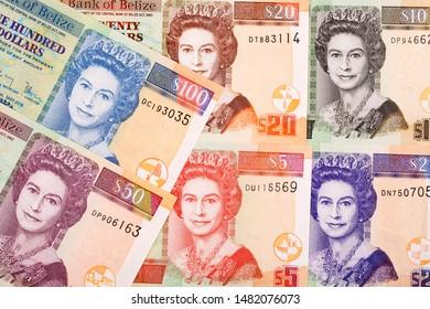 Belize Dollars, a business background