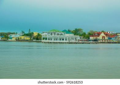 Belize island