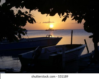Belizian Sunset