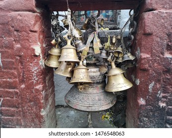 Bell decoration in Kathamandu from Nepali