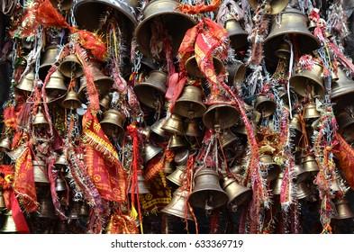 Bell at Kamakhya Temple