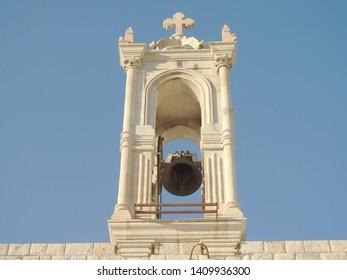 Bell of Mar Fawaa church Jounieh