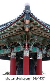 bell pagoda. corner shot
