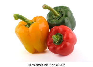 The bell pepper (also known as sweet pepper, pepper or capsicum)