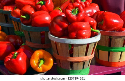 The bell pepper also known as sweet pepper or pepper and capsicum is a cultivar group of the species Capsicum annuum