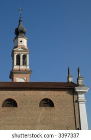 Bell Tower and Church Side