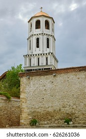 The Bell Tower of Church of St Constantine and Helena in Plovdiv, Bulgaria