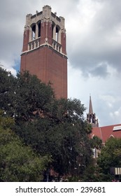 Bell Tower at UF.