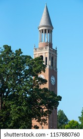 The Bell Tower at UNC Chapel Hill