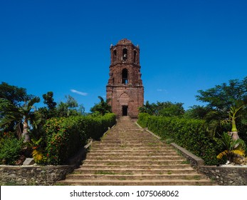 Bell Tower in Vigan town, Philippines