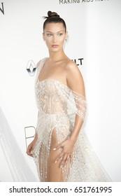 10db800dce6 Bella Hadid attends the amfAR Gala Cannes 2017 at Hotel du Cap-Eden-Roc
