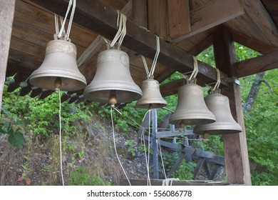 Bells to conduct religious services and ceremonies