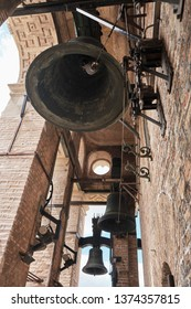 bells of the Giralda Tower Is The Symbol Of Seville