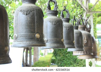 bells at the temple