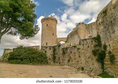 Bellver's Castle in Palma de Maiorca - Spain