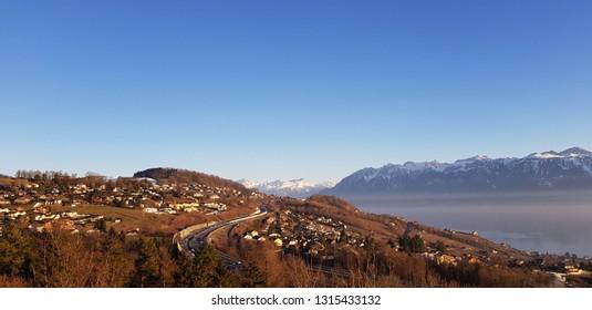 Belmont sur Lausanne, Switzerland.