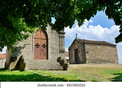 Belmonte chaple, Castelo Branco, Portugal