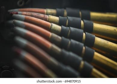 A Belt of Bullets