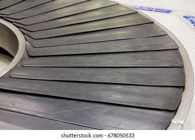 Conveyor Belt Rubber Stock Photos, Images & Photography