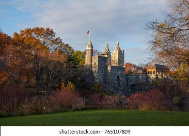 Belvedere Castle Central Park