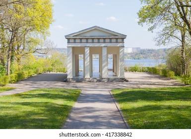 Belvedere Lookout in Neubrandenburg, Germany