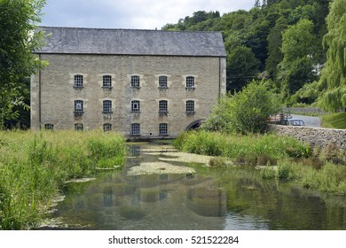 Belvedere Mill & River FromeChalford, Stroud, Gloucestershire