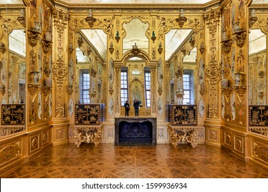 Belvedere Museum. Vienna Austria. Vienna Austria November 2019