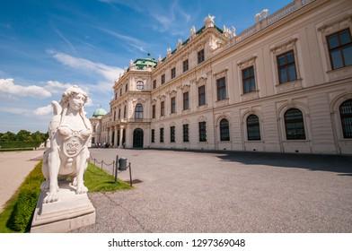 Belvedere, Vienna, Austria