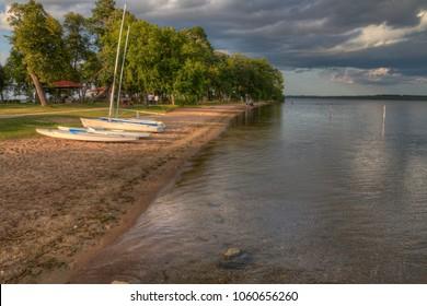 Bemidji is a small town on Lake Bemidji in Northern Minnesota