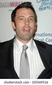 Ben Affleck  at the Children Mending Hearts Gala. House Of Blues, Hollywood, CA. 02-18-09