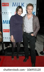 Ben Foster  at the Los Angeles Premiere of 'Milk'. Academy of Motion Pictures Arts And Sciences, Beverly Hills, CA. 11-13-08