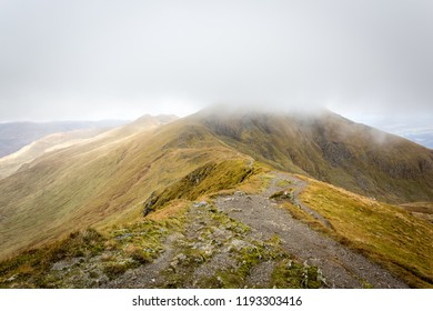 Ben Lawers is the highest mountain in the southern part of the Scottish Highlands. It lies to the north side of Loch Tay, and is the highest point of a long ridge that includes seven Munros