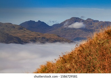 Ben Lomond (3,196 ft), is a mountain in the Scottish Highlands. Situated on the eastern shore of Loch Lomond, it is the most southerly of the Munros.