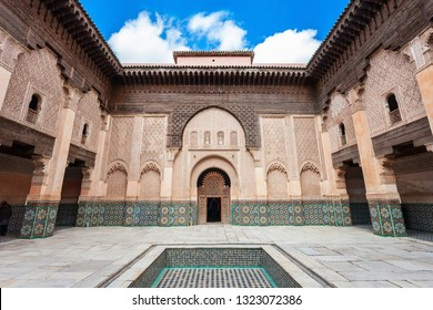 The Ben Youssef Medersa is an Islamic college in Marrakesh, Morocco, it is the largest Medrasa in Morocco.