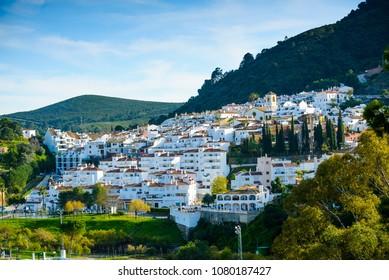 Benahavis, Costa del Sol Occidental, Malaga, Andalusia, Spain, Iberian Peninsula