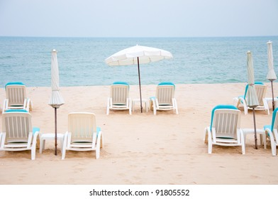 bench beach