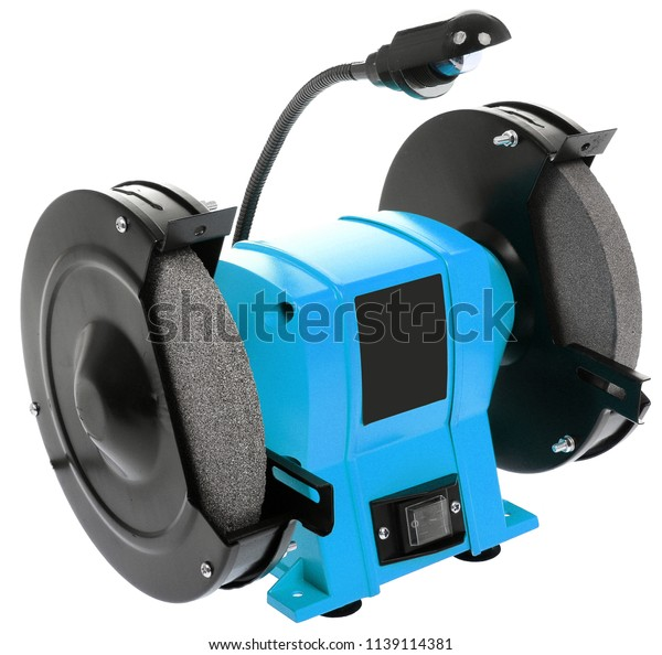 Cool Bench Grinder Isolated On White Background Stock Photo Edit Forskolin Free Trial Chair Design Images Forskolin Free Trialorg