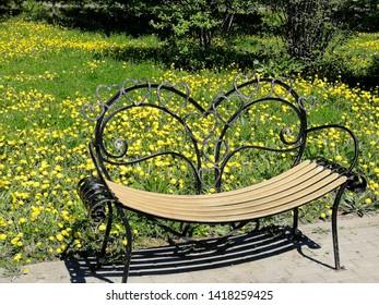 Brilliant Imagenes Fotos De Stock Y Vectores Sobre Lover Bench Evergreenethics Interior Chair Design Evergreenethicsorg