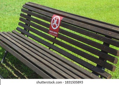 Don T Park Here Images Stock Photos Vectors Shutterstock