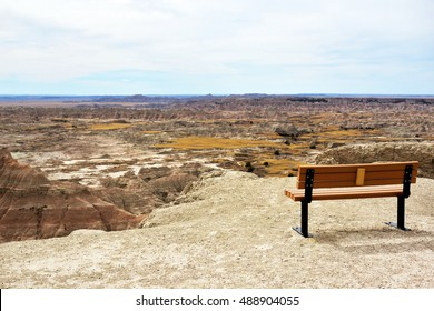 The bench on the hill