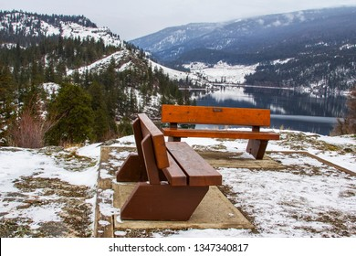 Benches with a view in Vernon BC