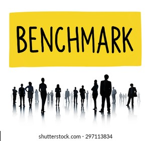 Benchmark Standard Management Improvement Benchmarking Concept