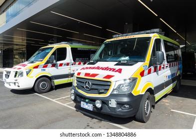 Ambulance Emergency Australia Images, Stock Photos & Vectors