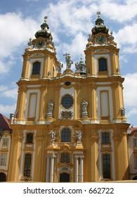 Benedictine Abby in Melk, Austria(Near Vienna)