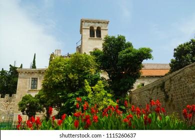 Benedictine Monastery Ruins on Lokrum Island