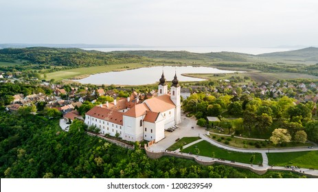 Benedictine monastery in Tihany, Hungary