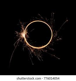 Bengal fire circle