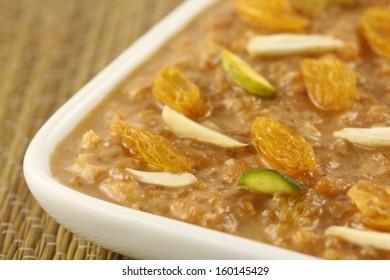 Bengali dessert named as Paesh