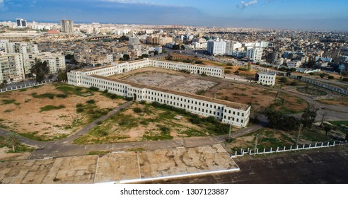 Benghazi City From The Air