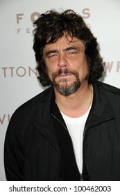 """Benicio Del Toro  at the Premiere Of Focus Features' """"Somewhere,"""" Arclight Theater, Hollywod, CA. 12-07-10"""